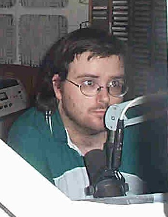 photo of internet radio pioneer SentaiRick Busby